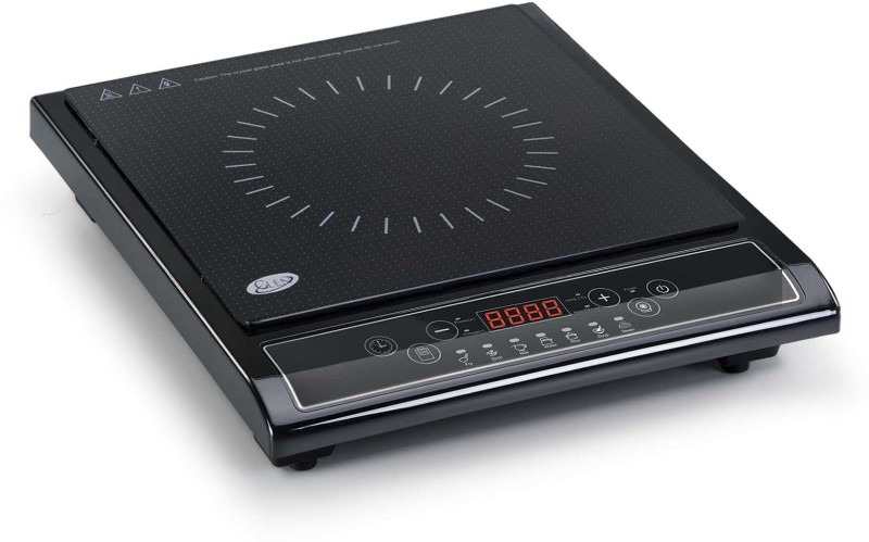 GLEN SA3071 Induction Cooktop(Black, Touch Panel)
