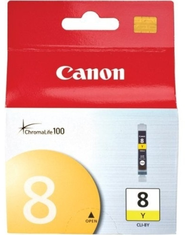 Canon CLI 8Y Ink cartridge(Yellow) CLI 8Y