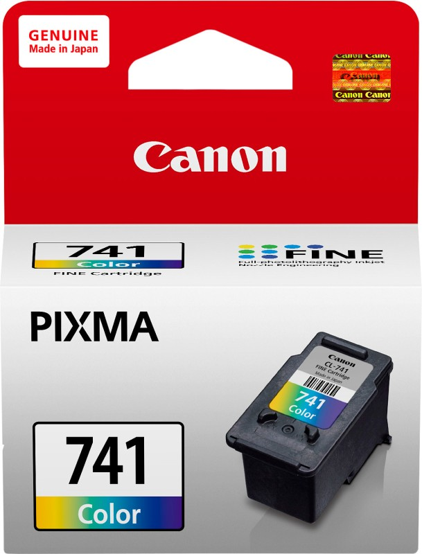 Canon CL741 Tricolor Ink Catridge(Magenta, Cyan, Yellow) CL741