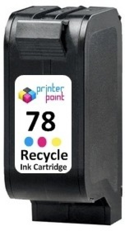 Max 78 TriColor Ink Cartridge Compaitble For HP 78 / C6578DA For Use In HP Deskjet 920c, 930c, 948c, 950c, 955c, 955c-ap, 957c, 957c-ap, 960c, 970cxi, 990cm, 990cxi, 1180c, 1220c, 1220c/ps, 1280, 3820, 6122, 9300, HP Photosmart P1000 Printer HP PSC 750, 9