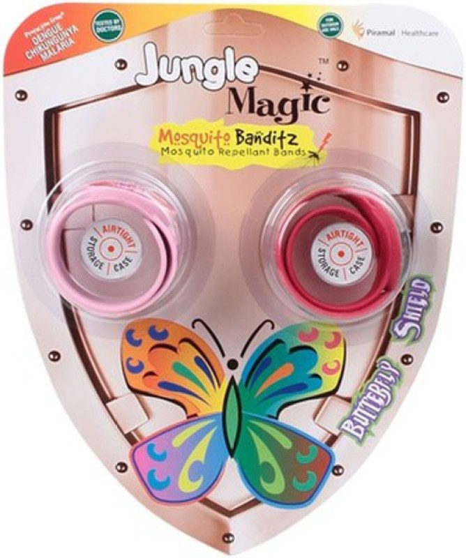 Jungle Magic Butterfly Shield(2 x 6 g)