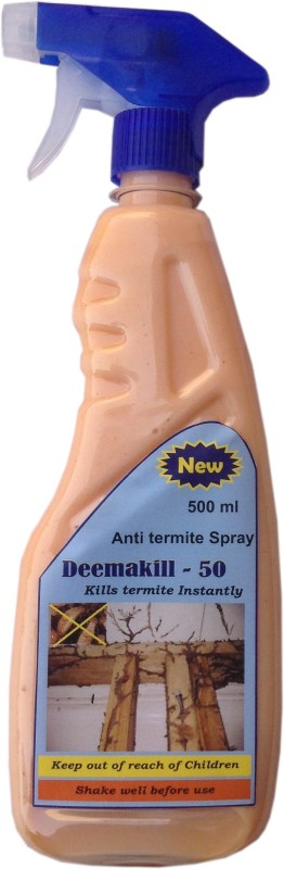 Primefit Solutions Termite Killer spray pack of 4(4 x 125 ml)