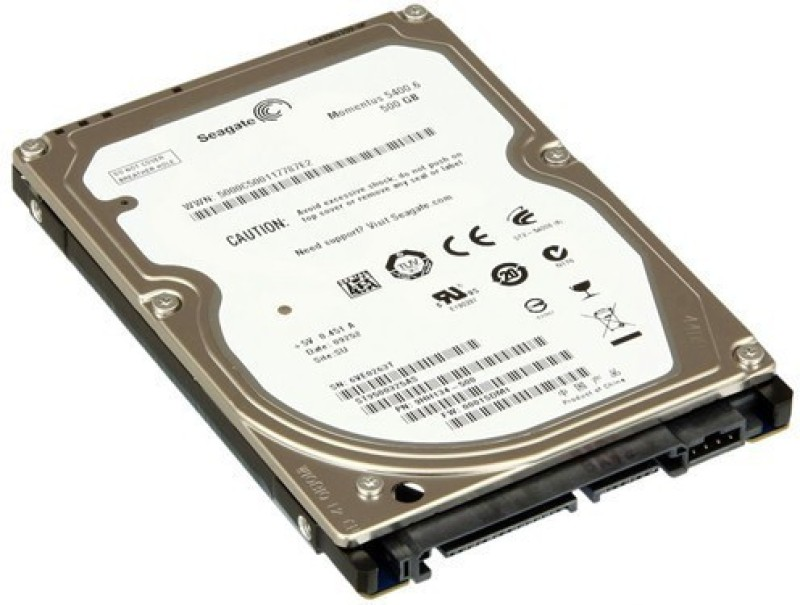 Seagate Momentus 500 GB Laptop Internal Hard Disk Drive (ST500LM012)