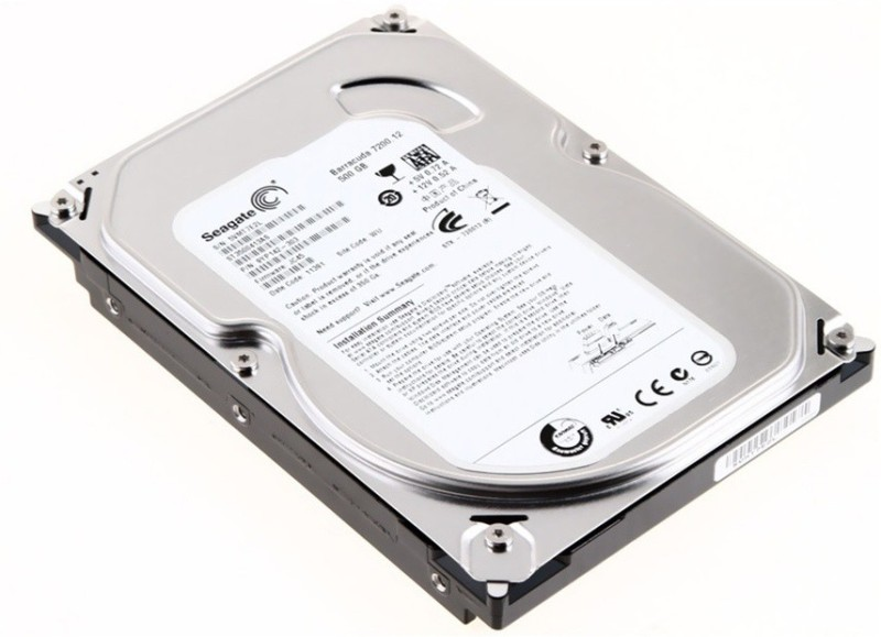 segate Seagate Sata 500 GB Desktop Internal Hard Drive 500 GB Desktop Internal Hard Disk Drive (500 Gbytes)