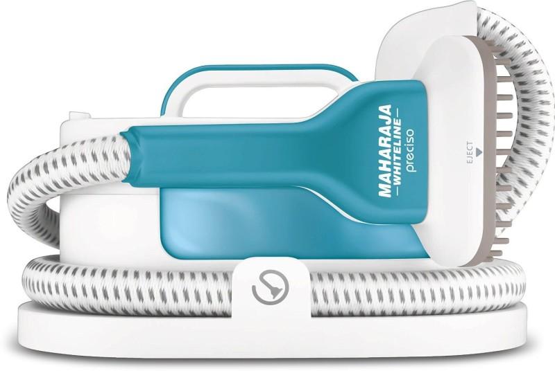 Maharaja Whiteline GS100 Garment Steamer(White & Light Blue)