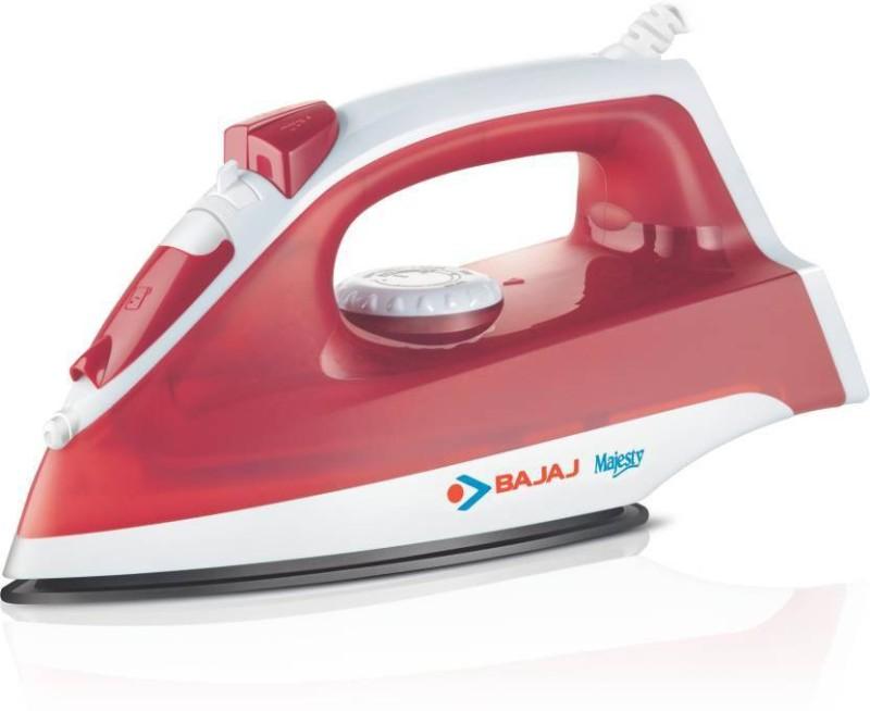 Bajaj Majesty MX 5 1250 W Steam Iron(Red)