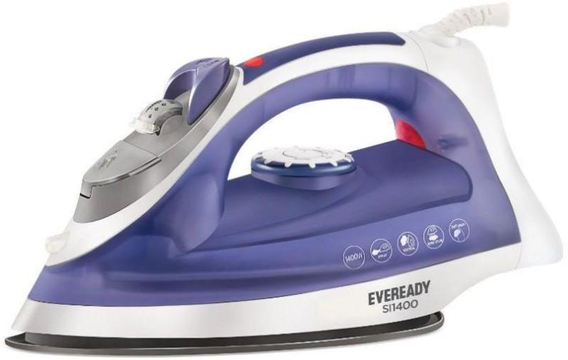 Eveready si1400w Steam Iron(Blue & White)