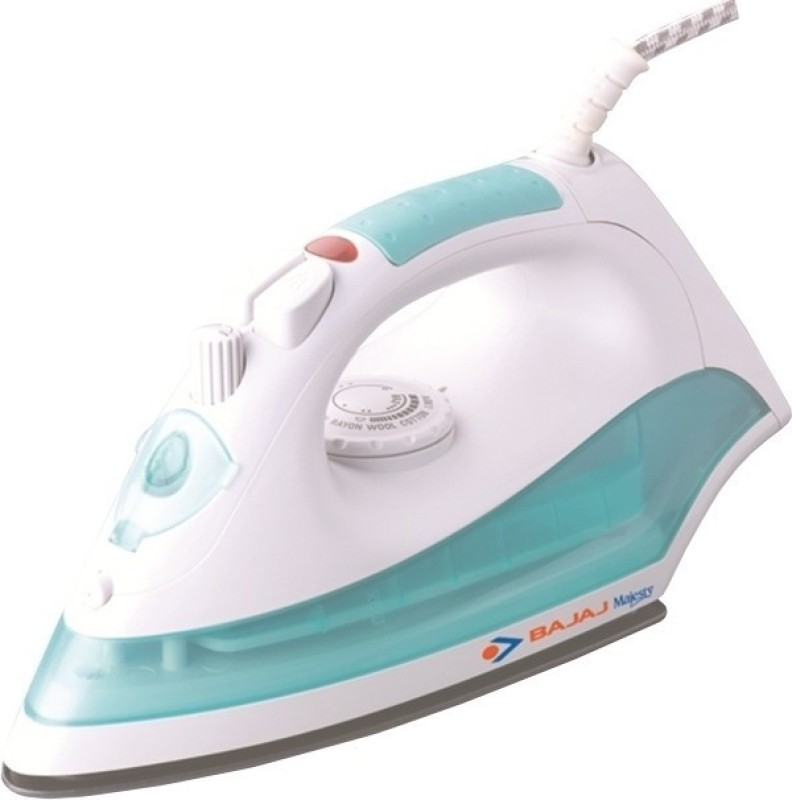 Bajaj mx8 steam iron Steam Iron(Green)