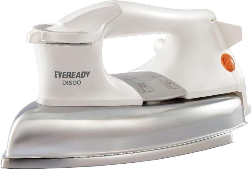Eveready DI500 Dry Iron(White)