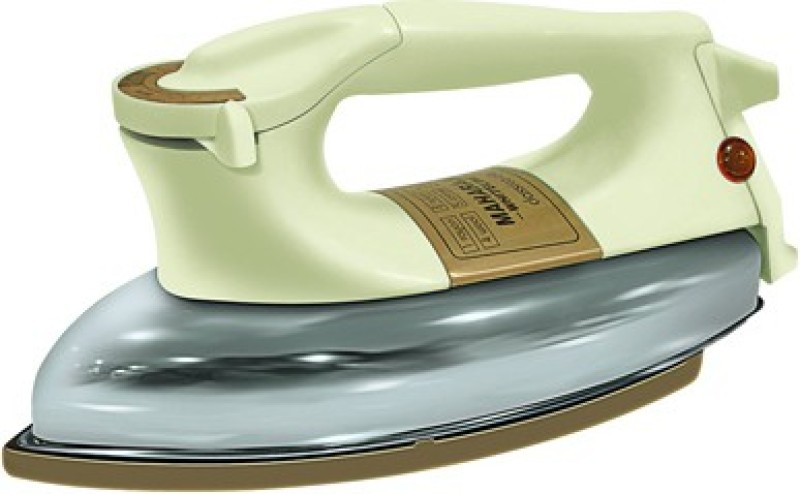 Maharaja Whiteline DRYIRONCLASSICODLXDI-107 Dry Iron(White)
