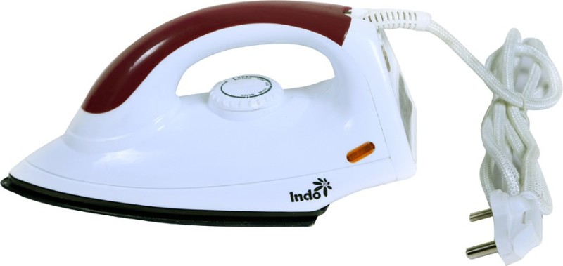Indo SPIDER Dry Iron(RED AND WHITE)