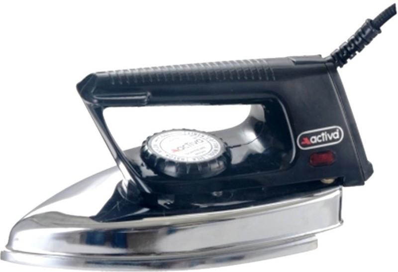 Activa Supreme H/W Dry Iron(Black)