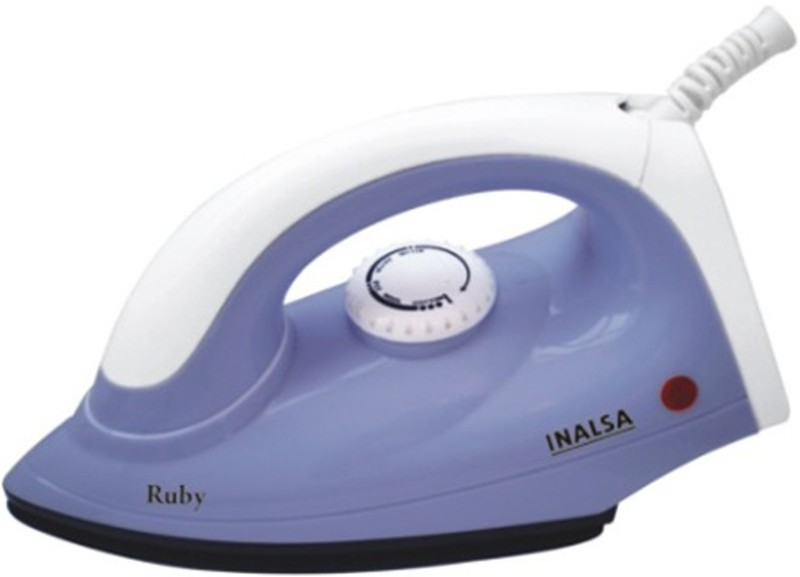 Inalsa Ruby 1000 W Dry Iron(Violet)