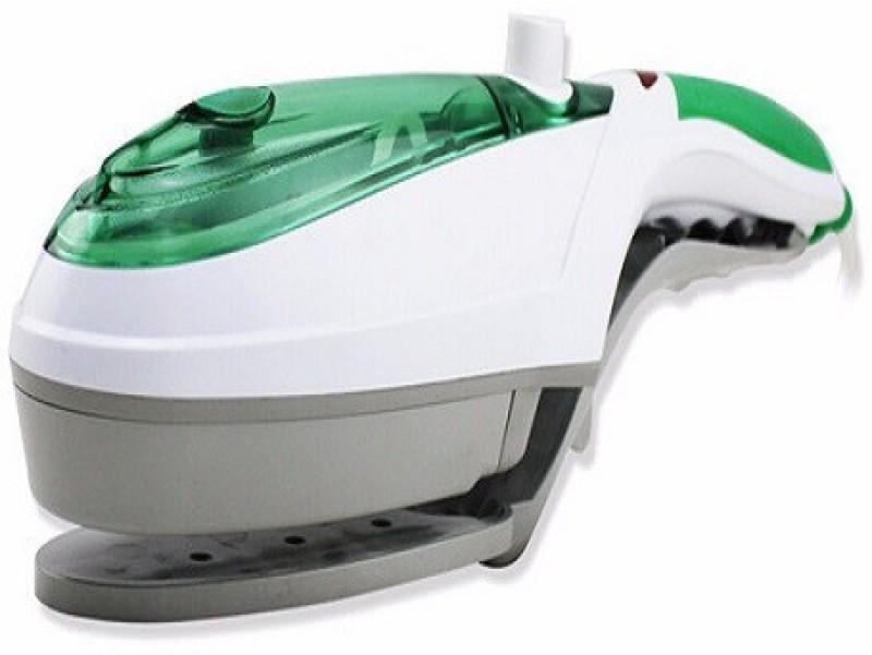 Tuzech Universal Magical Garment Steamer Iron Dry Iron(Green)