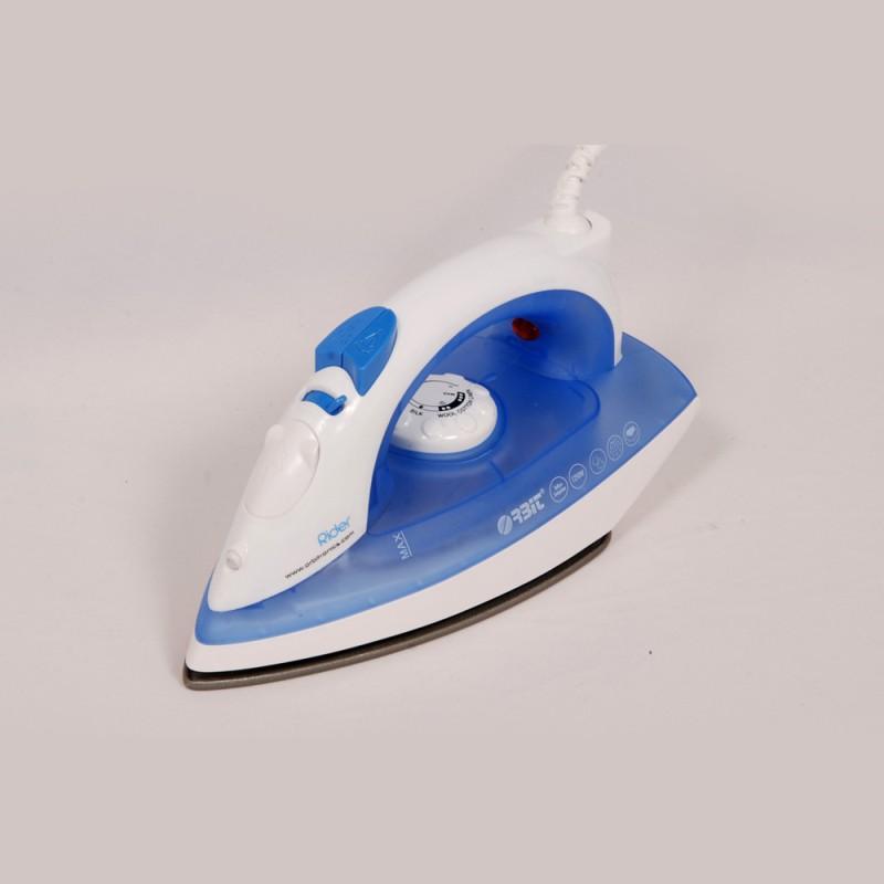 Orbit Rider Steam Iron(White & Blue)