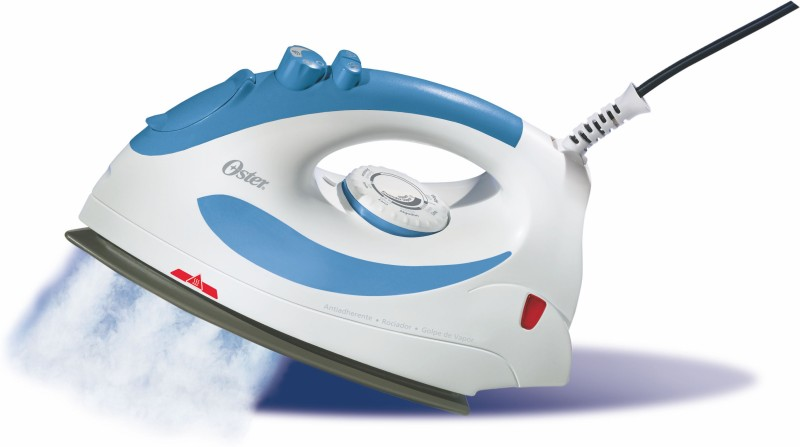 Oster 5105-449 Steam Iron(White & Blue)
