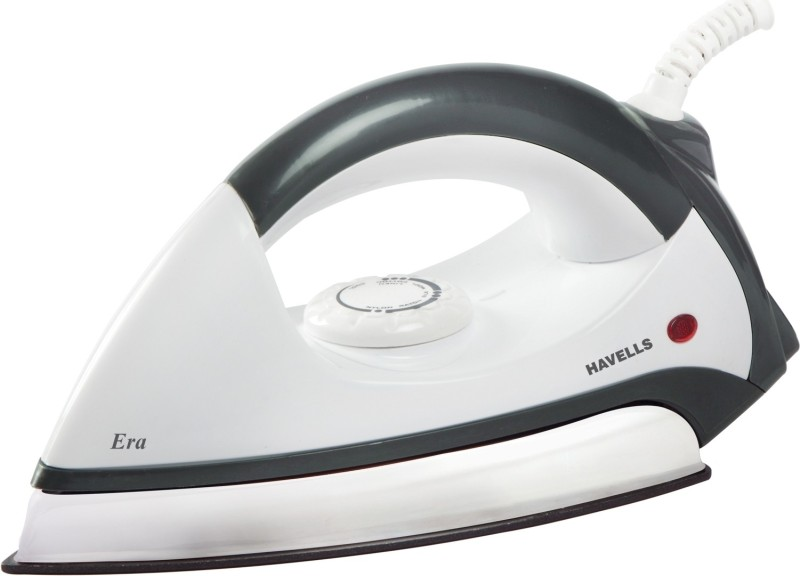 Havells Era Dry Iron(Grey, White)
