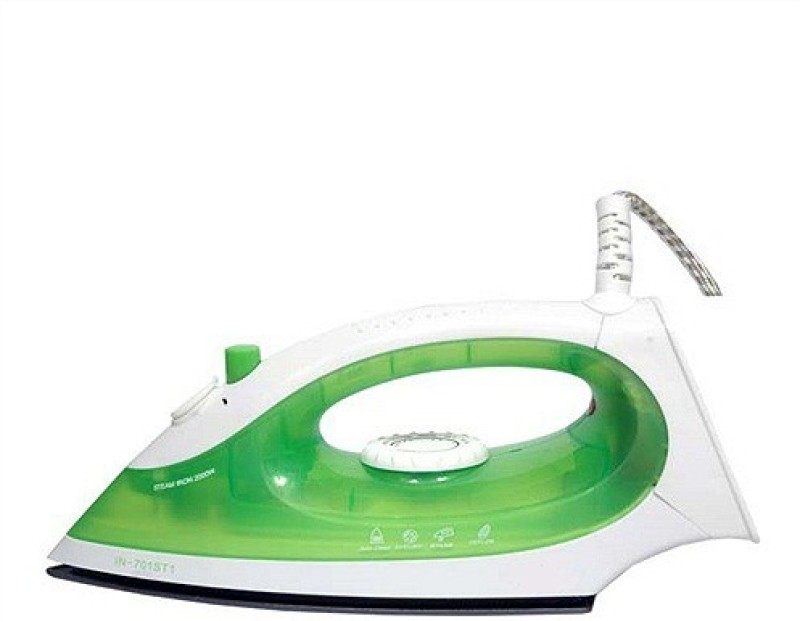 Chartbusters 2 in 1 steem and dry with auto cut feature Steam Iron(Multicolor)
