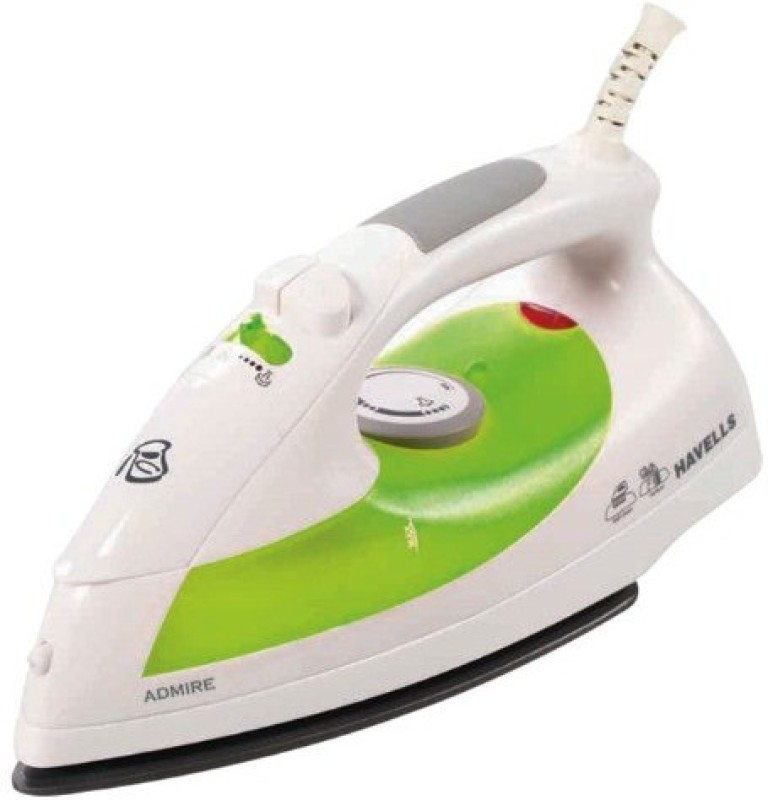 Havells Admire 1600Watts Steam Iron(Green)