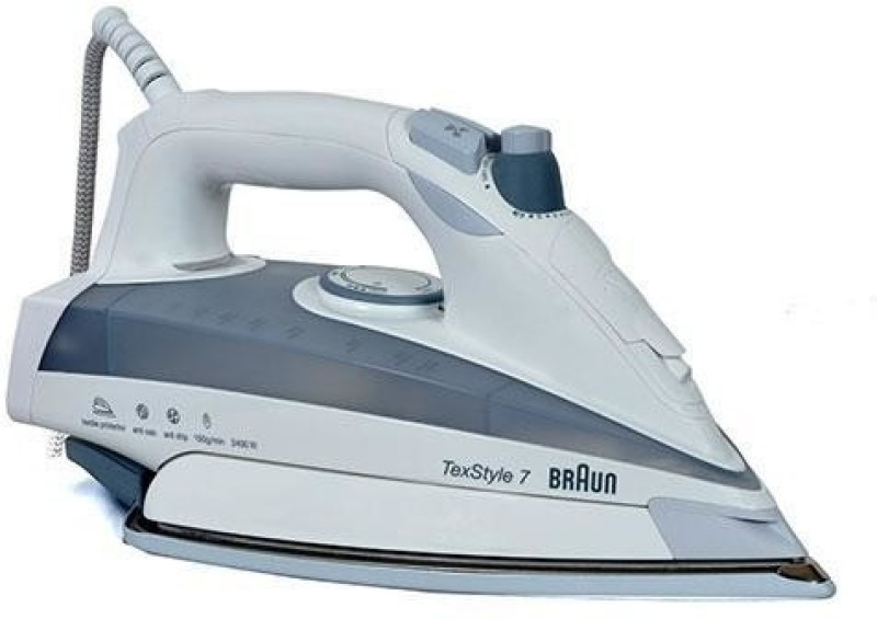 Braun TS 735 TP Steam Iron(Blue, White)