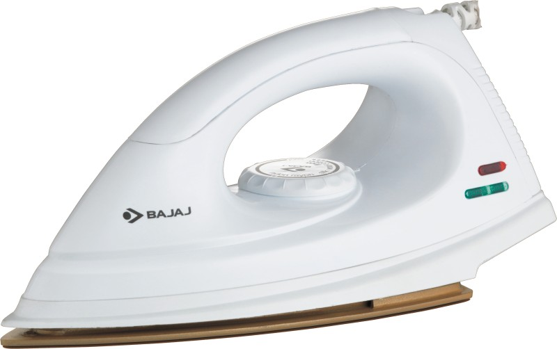 Bajaj DX 7 Light Weight 1000 W Dry Iron(White)