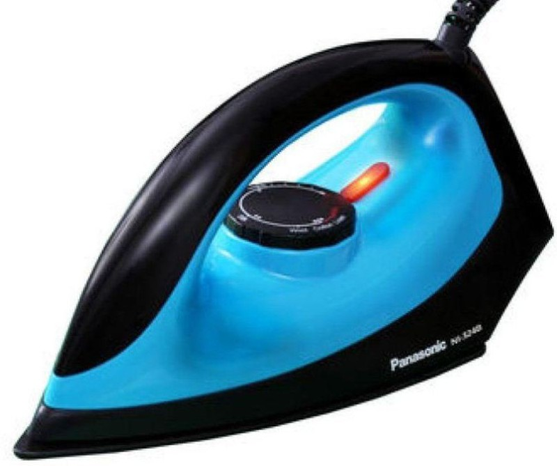 Panasonic NI-324B 1100 W Dry Iron(Blue)