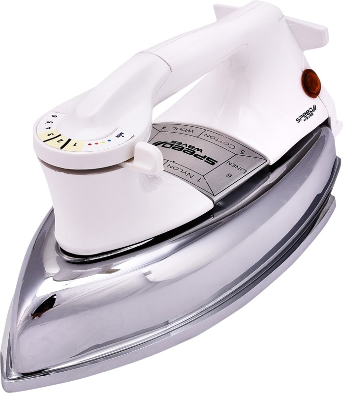 Speed Waves New_2A-ULO5-1G4G Dry Iron(White)