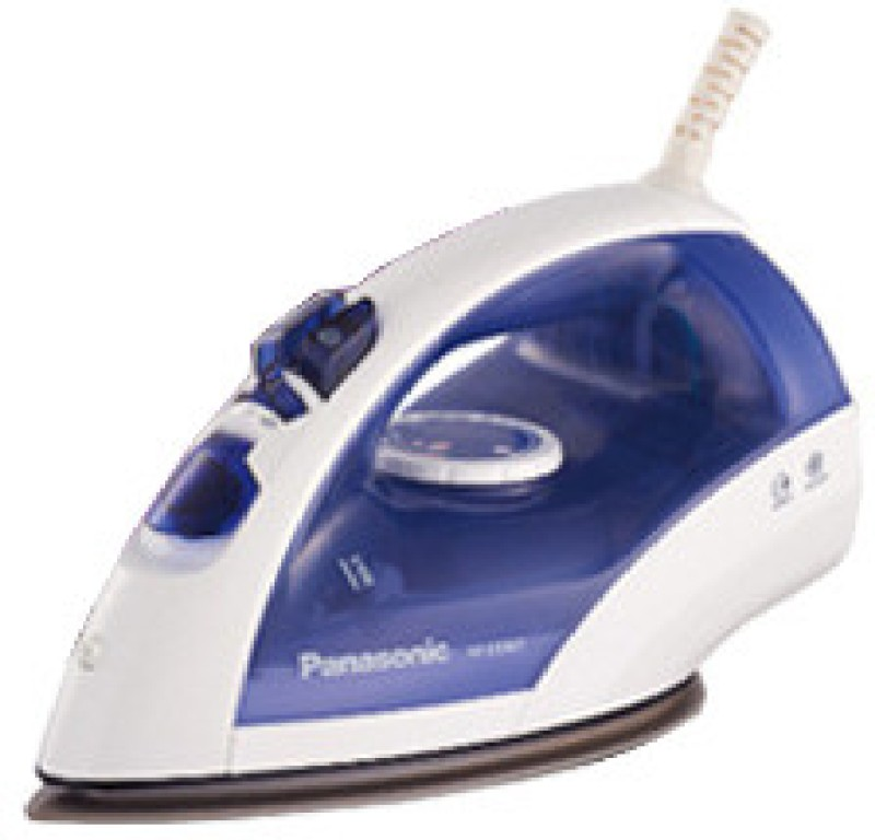 Panasonic NI-E500T Steam Iron(Blue)