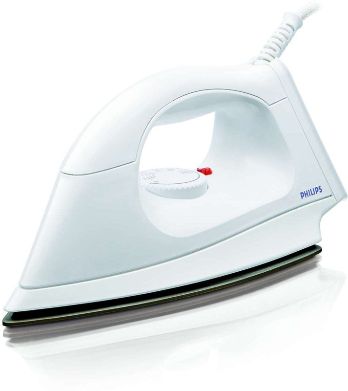 Philips HI114 Dry Iron(White)