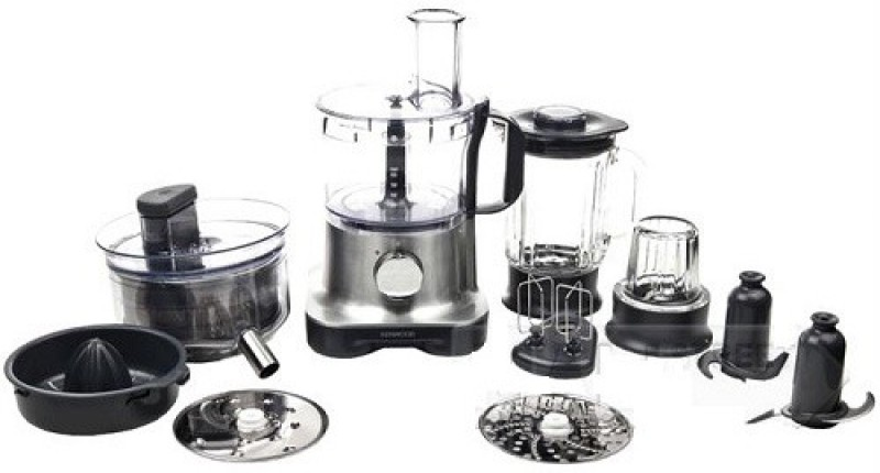 Kenwood KE-FP270 800 W Food Processor(silver & black)