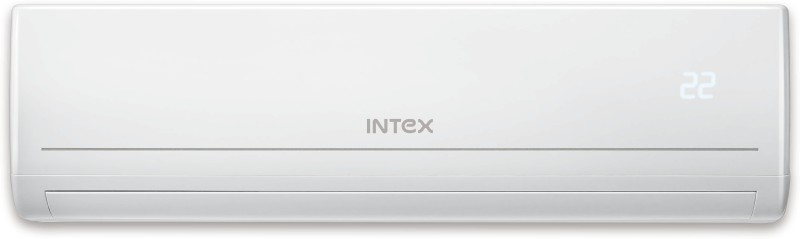 Deals | Intex 1 Ton 3 Star Split AC  - White No Cost EMI