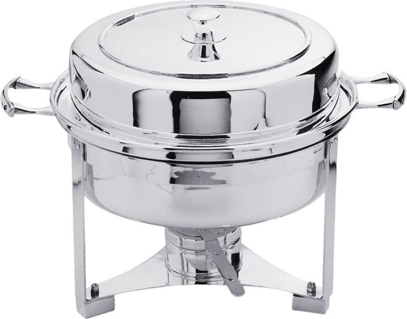 Episode Round Chafing Dish(Silver Pack of 1)