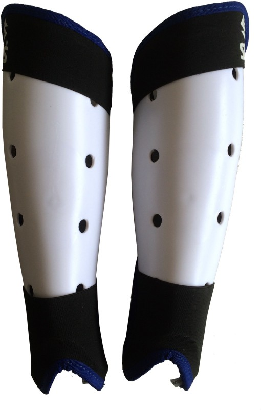 SNS ANATOMIC - B Hockey Shin Guard(White, Black, Blue)