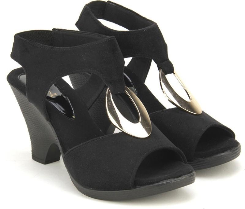 Catwalk Women BLACK Wedges