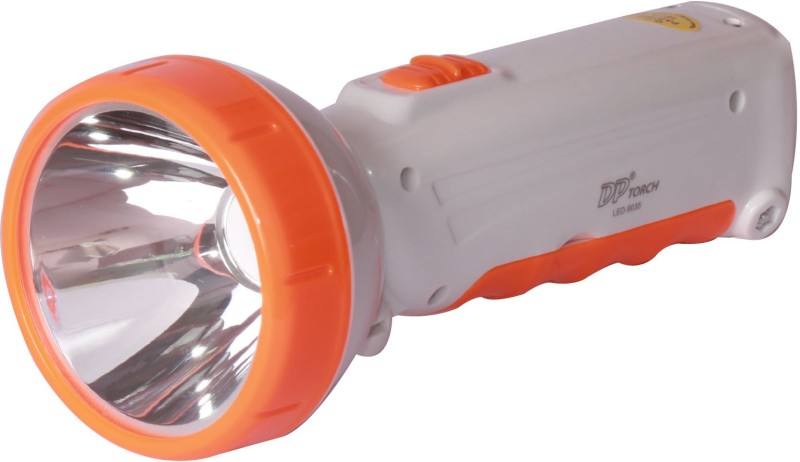 Leo DP led-9035 Torch(White : Rechargeable)