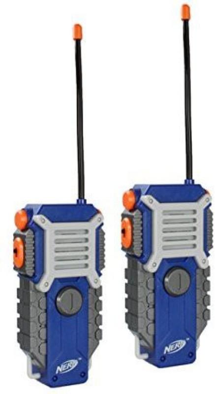Nerf Walkie Talkies 36056-TRU Walkie Talkie(Blue)