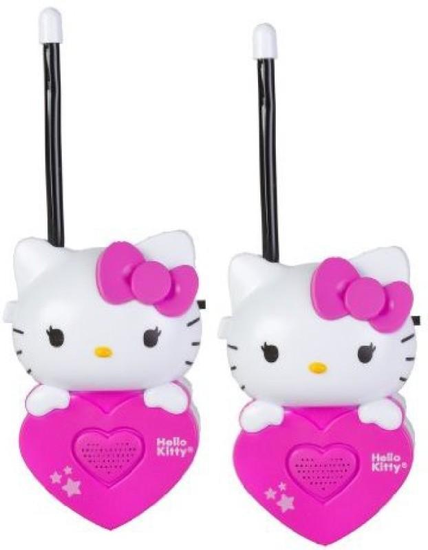 Hello Kitty Bracelet Walkie Talkie 52009-BB Walkie Talkie(Pink)