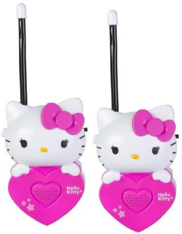 737ab51b01c0 Hello Kitty Bracelet Walkie Talkie 52009-BB Walkie Talkie(Pink)