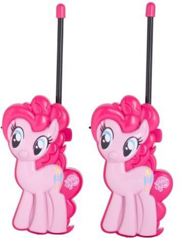 My Little Pony TRU Molded Walkie Talkie 32357-TRU Walkie Talkie(Pink)