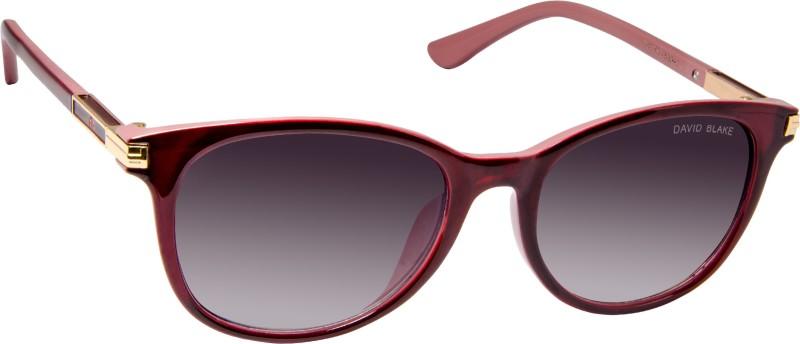 David Blake Round Sunglasses(Grey) image