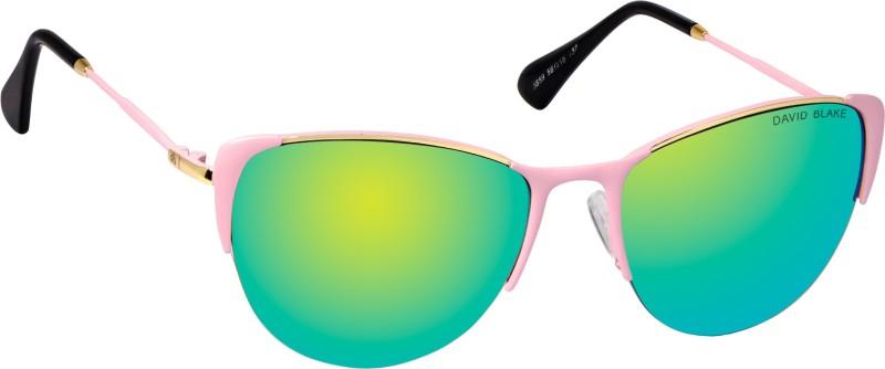 David Blake Cat-eye Sunglasses(Pink) image