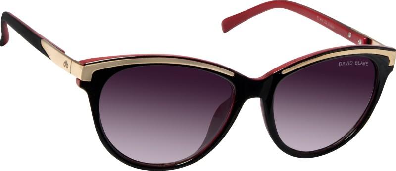 David Blake Cat-eye Sunglasses(Grey) image