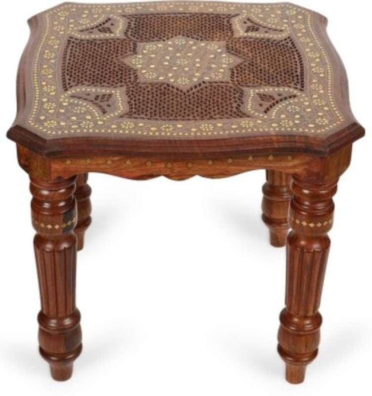 Craftspoint Solid Wood Coffee Table(Finish Color - Brown)