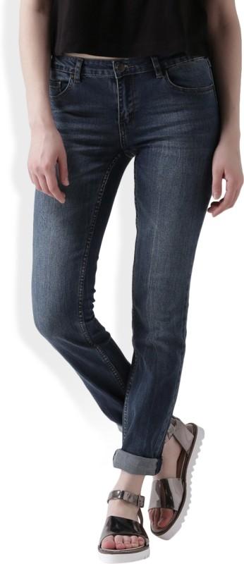 Sela Slim Women Blue Jeans