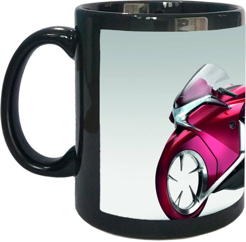 Arkist Latest Bikes-38 Ceramic Mug(340 ml)