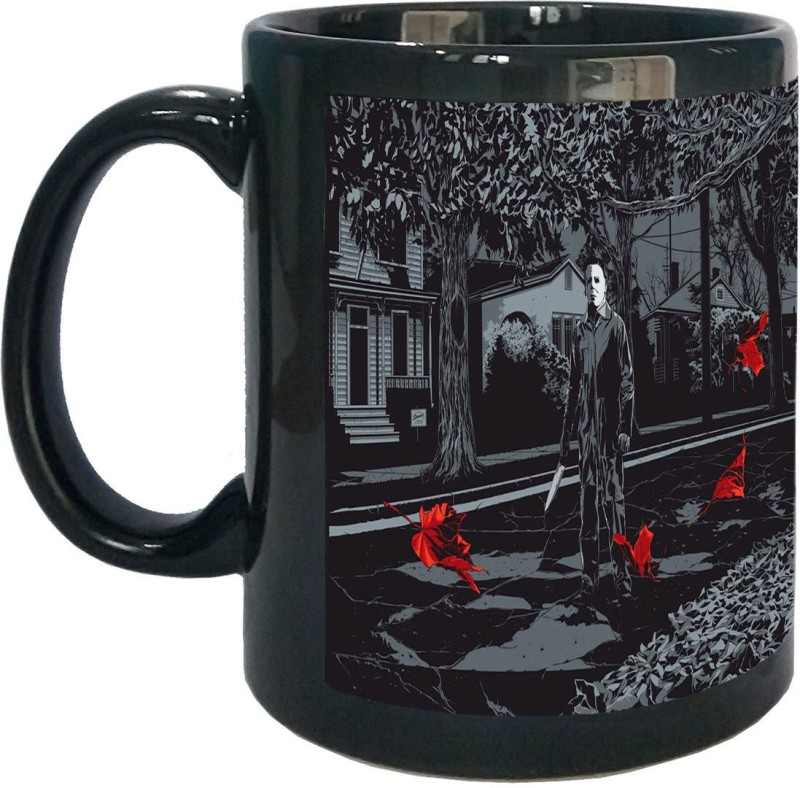 Arkist Halloween-13 Ceramic Mug(340 ml)