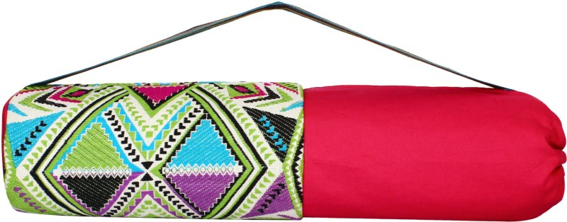 Anekaant Yog Yoga Mat Bag(Multicolor, Drawstring Bag)