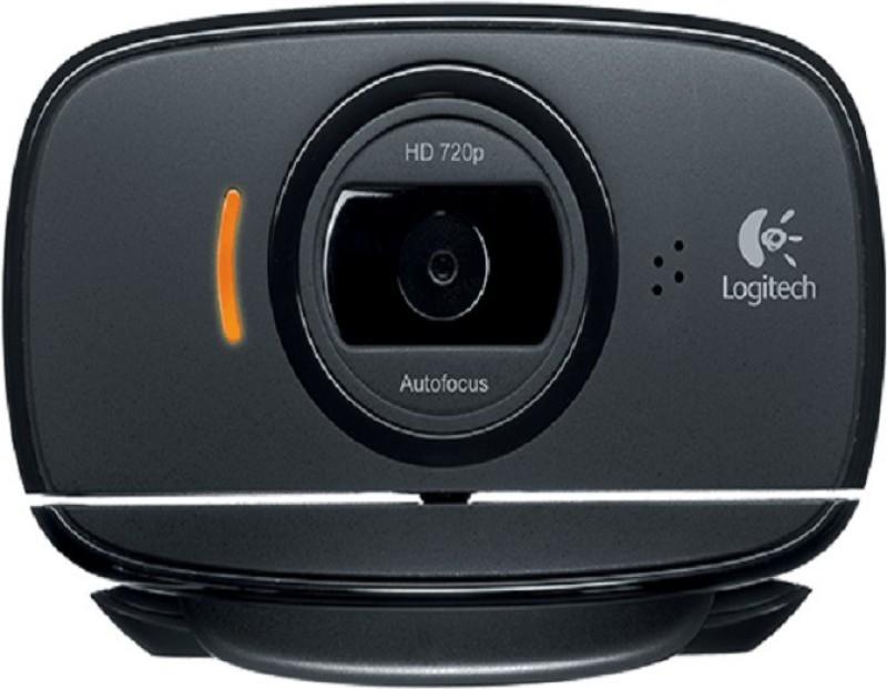 Logitech HD Webcam B525  Webcam(Black) image