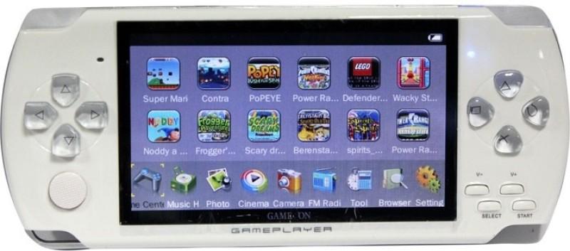 Macca PSP 4GB GB with 9999(White, Black)