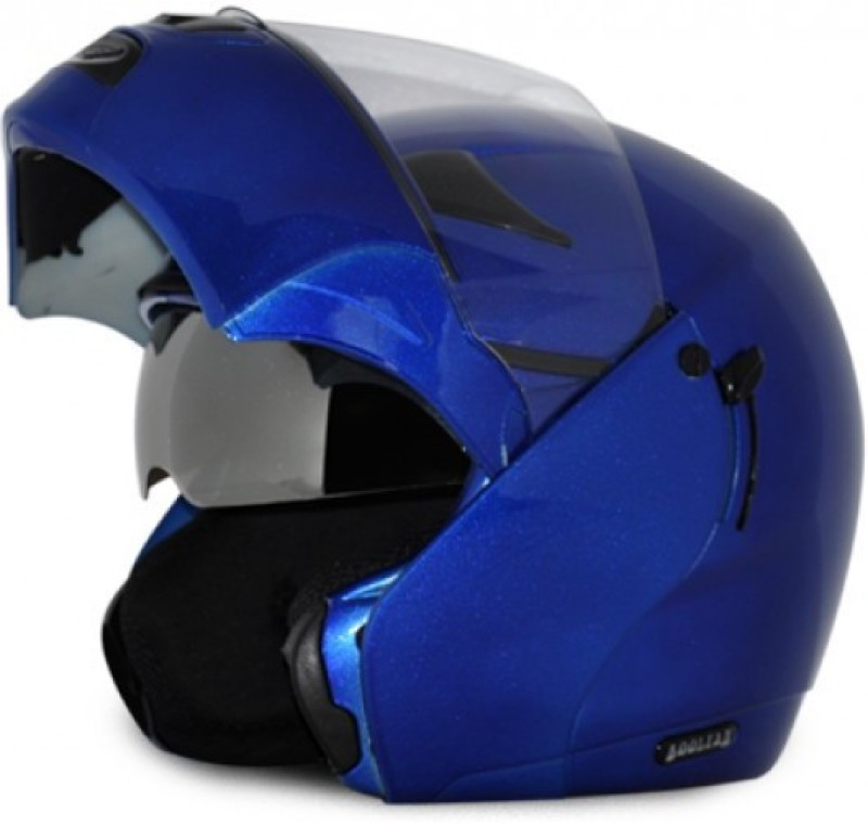 VEGA Boolean Motorbike Helmet(Blue)